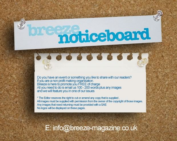 Breeze Noticeboard